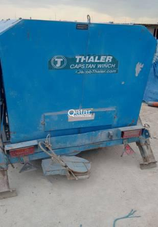 Cable pulling machine and hydraulic cutter & crimping tool | Qatar