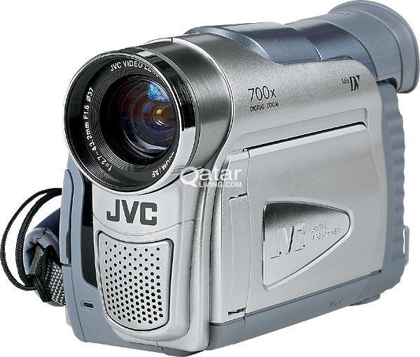 Jvc GR-DX107EK driver software