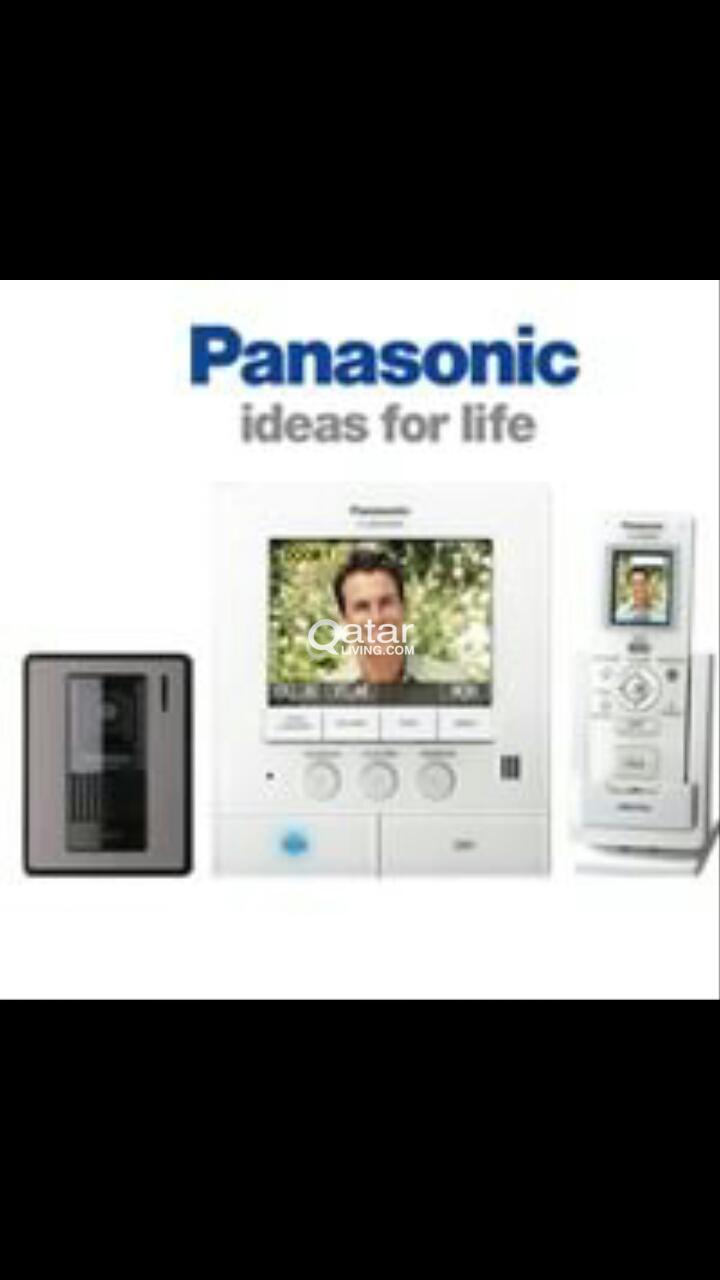 PANASONIC PABX & VIDEO INTERCOM SYSTEMS   Qatar Living