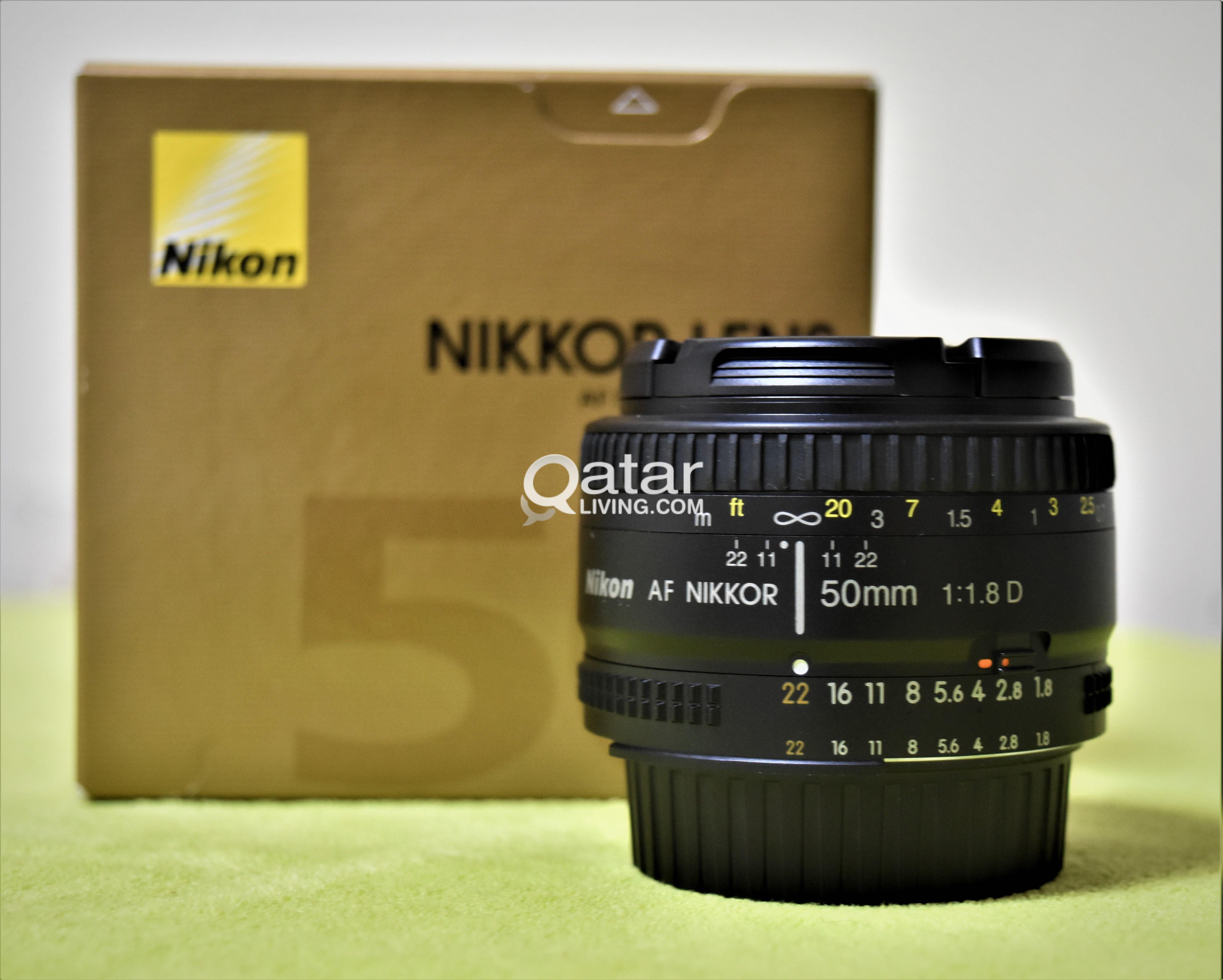 Af Nikkor 50mm F 18d Qatar Living Nikon 85mm F18d Title Information