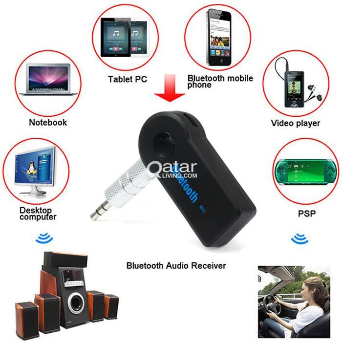 Car Bluetooth with MIC | Qatar Living