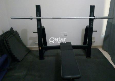 Home gym equipment qatar living