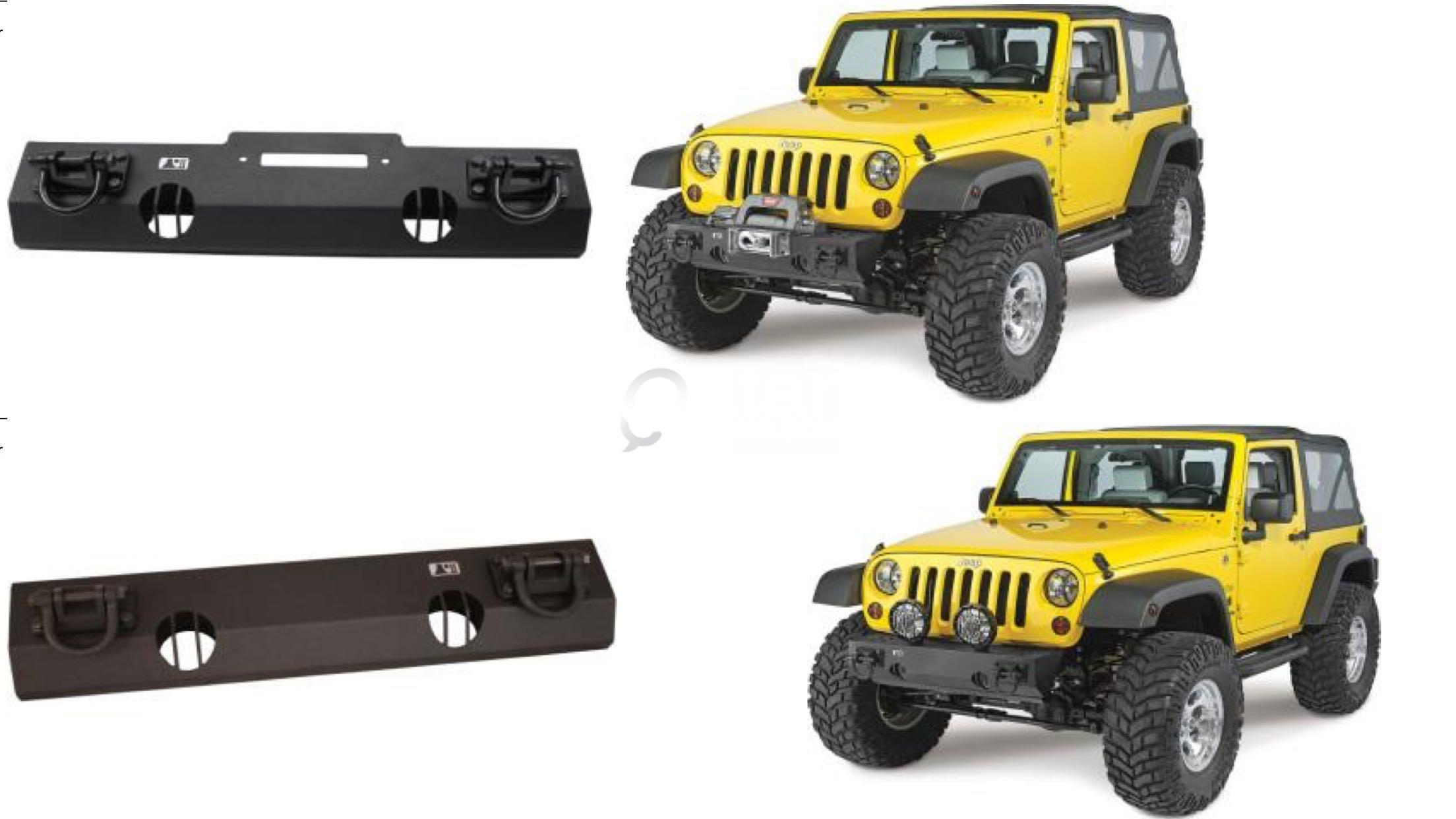 Jeep Wrangler Parts And Accessories Qatar Living Bumper Title