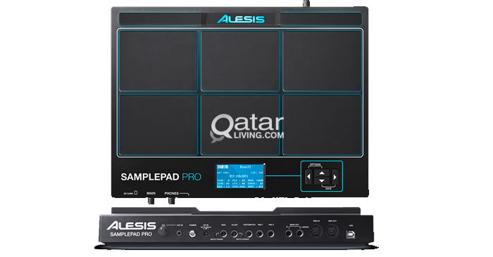 Alesis Sample Pad Pro (Latest Model) - Perfect Condition - FIXED
