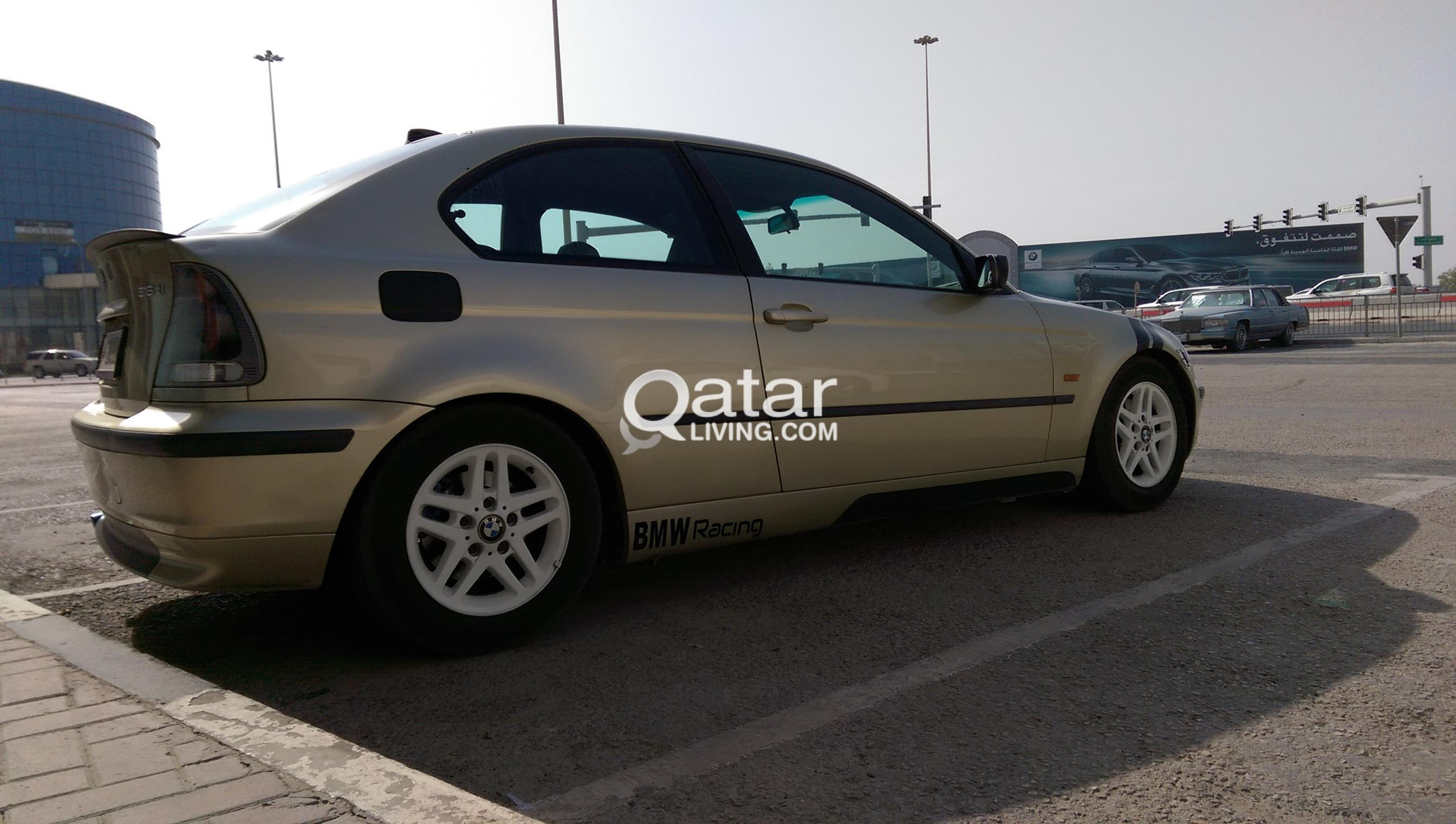 BMW coupe sports, very rare car low mileage   Qatar Living
