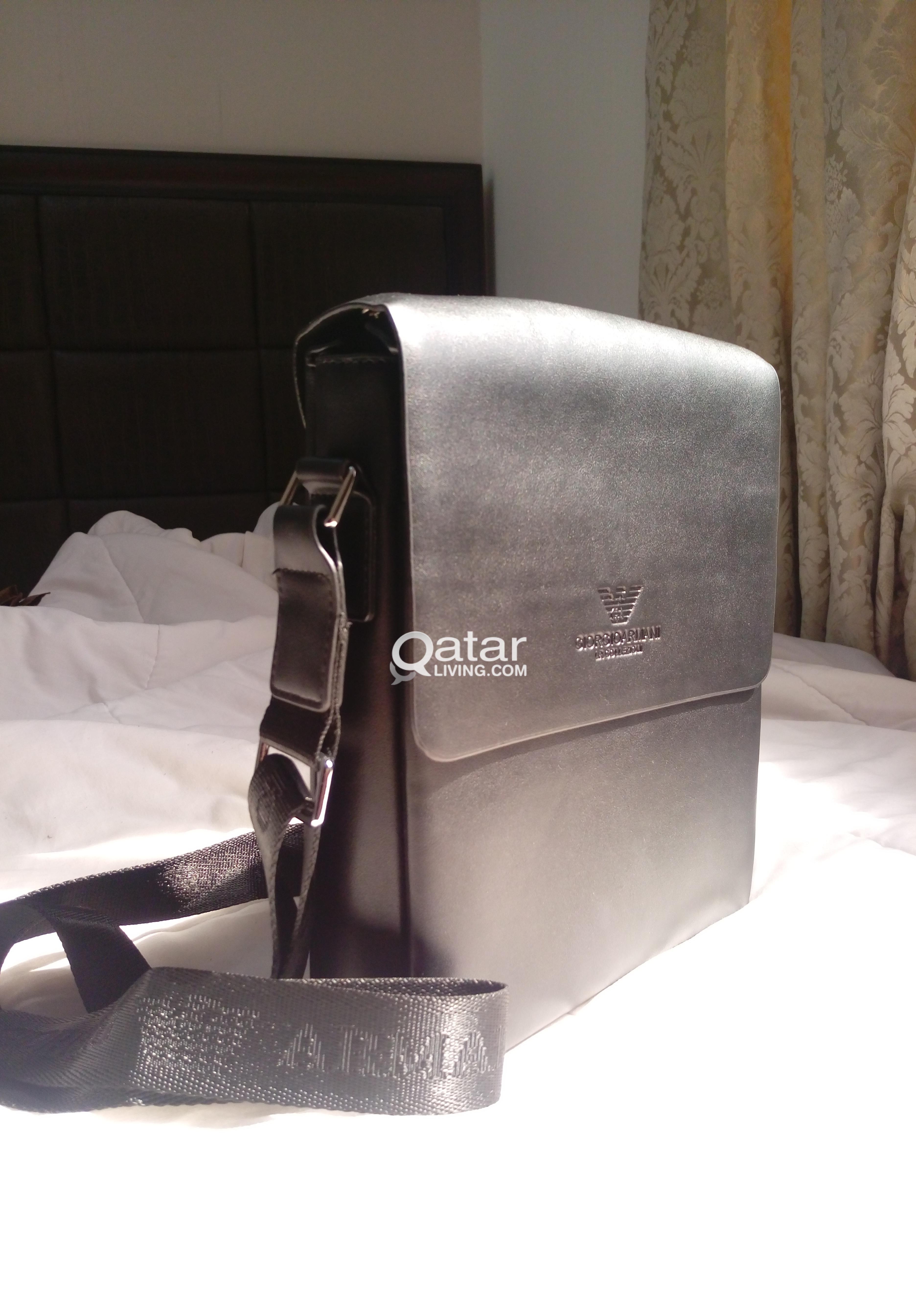 Giorgio Armani LR Colleziom Sling Bag (Replica)  f028b2622b35a