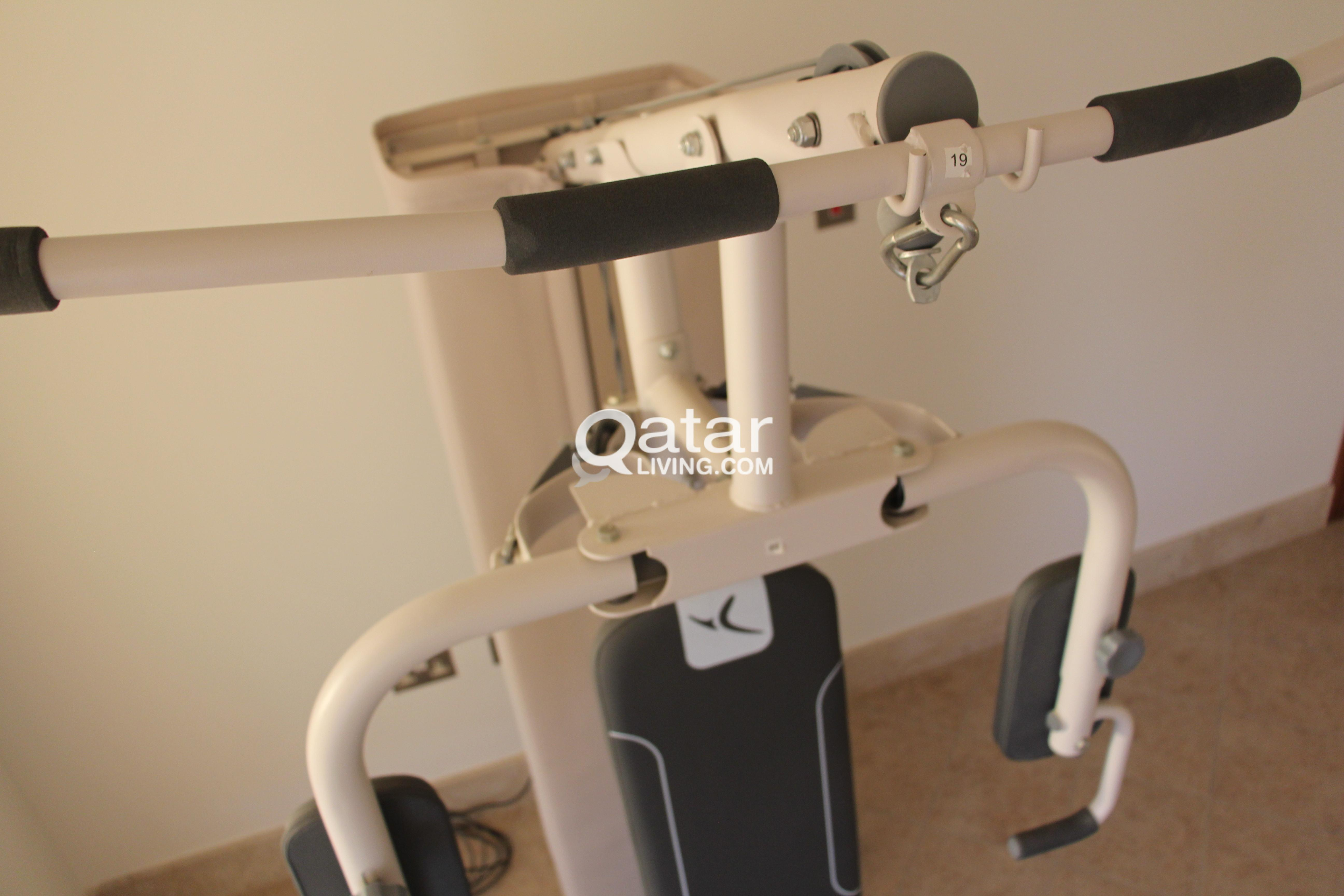 Home gym for sale brand new qatar living