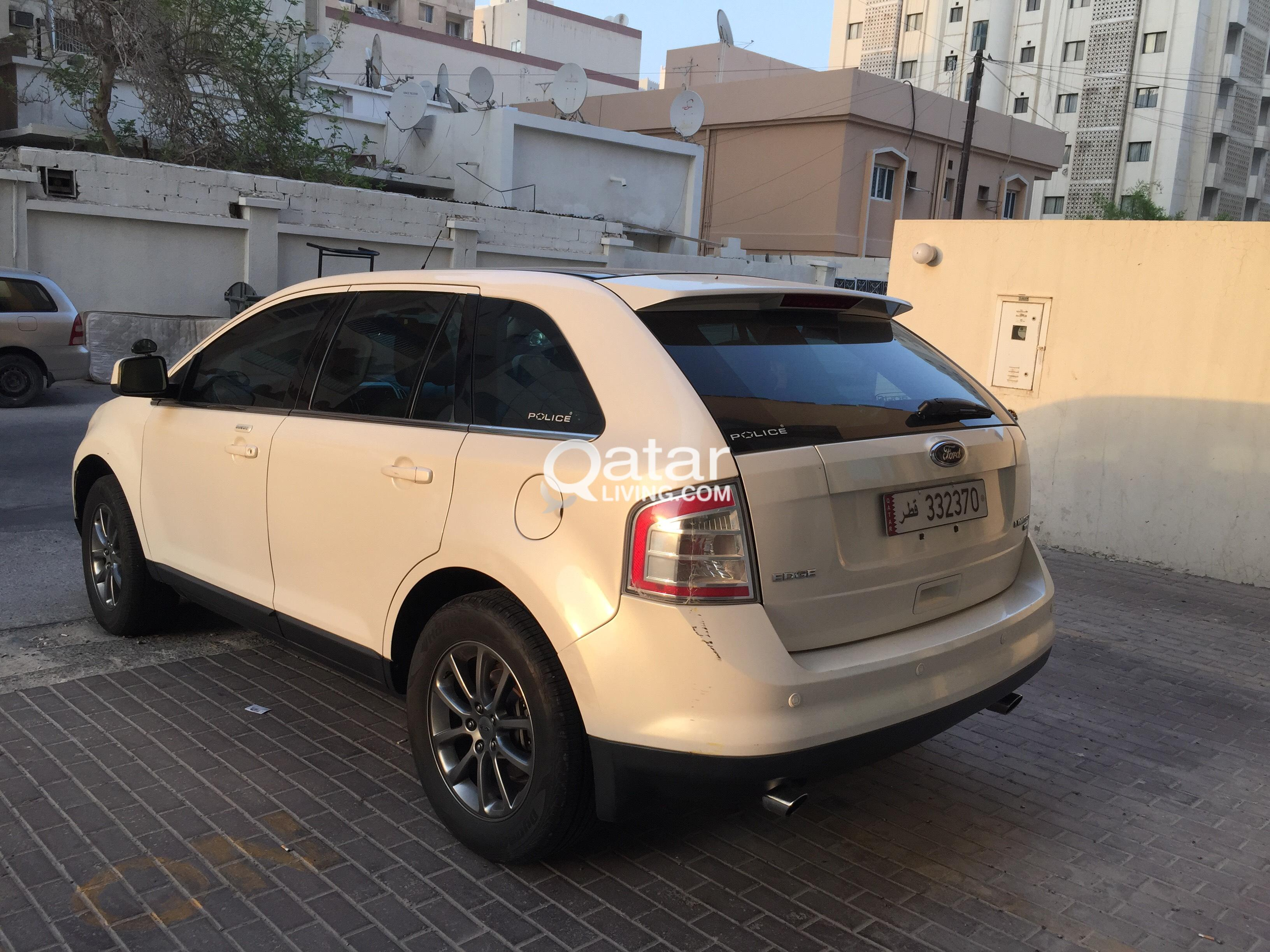 Very Clean Full Options Ford Edge  Limited