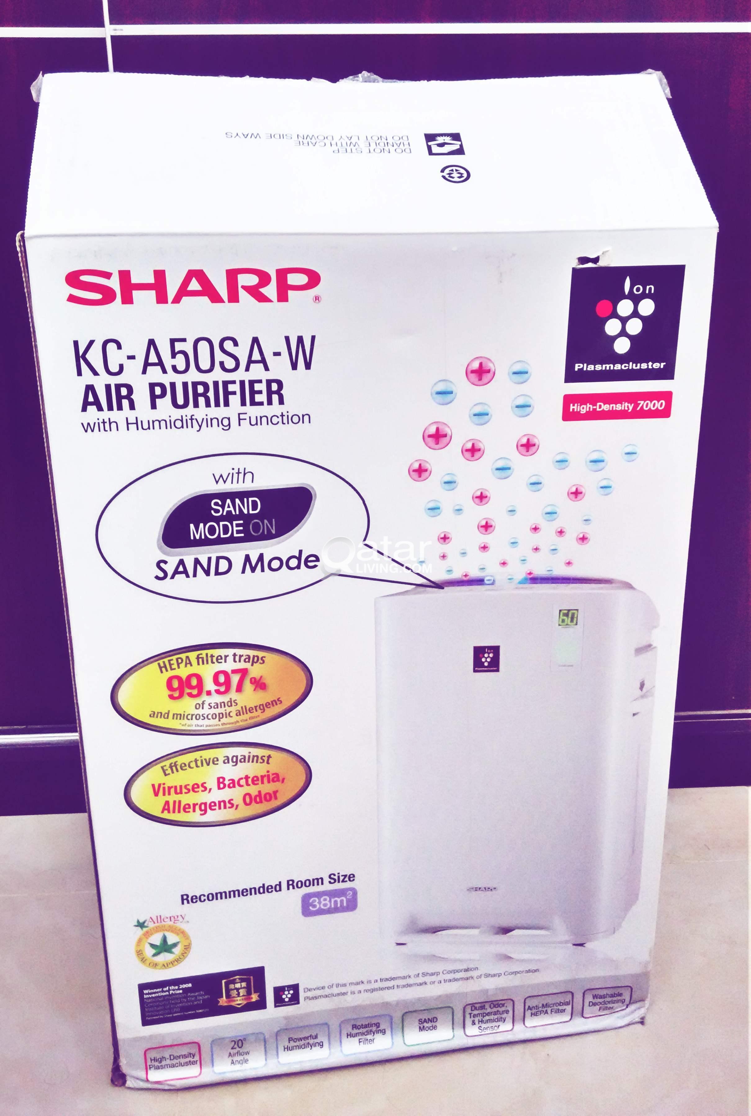 SHARP AIR PURIFIER/HUMIDIFIER | Qatar Living