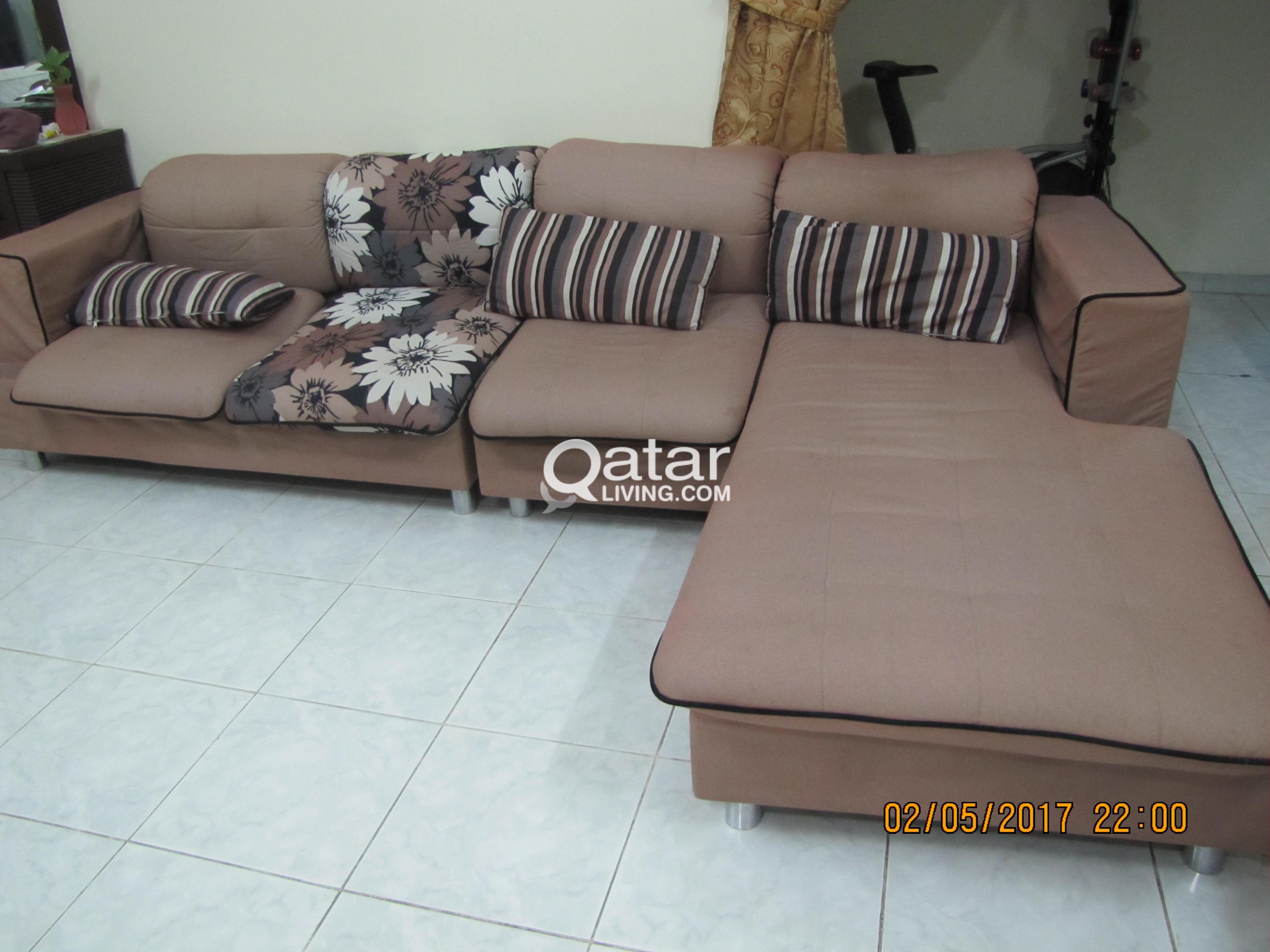 used sofa set for sale | qatar living