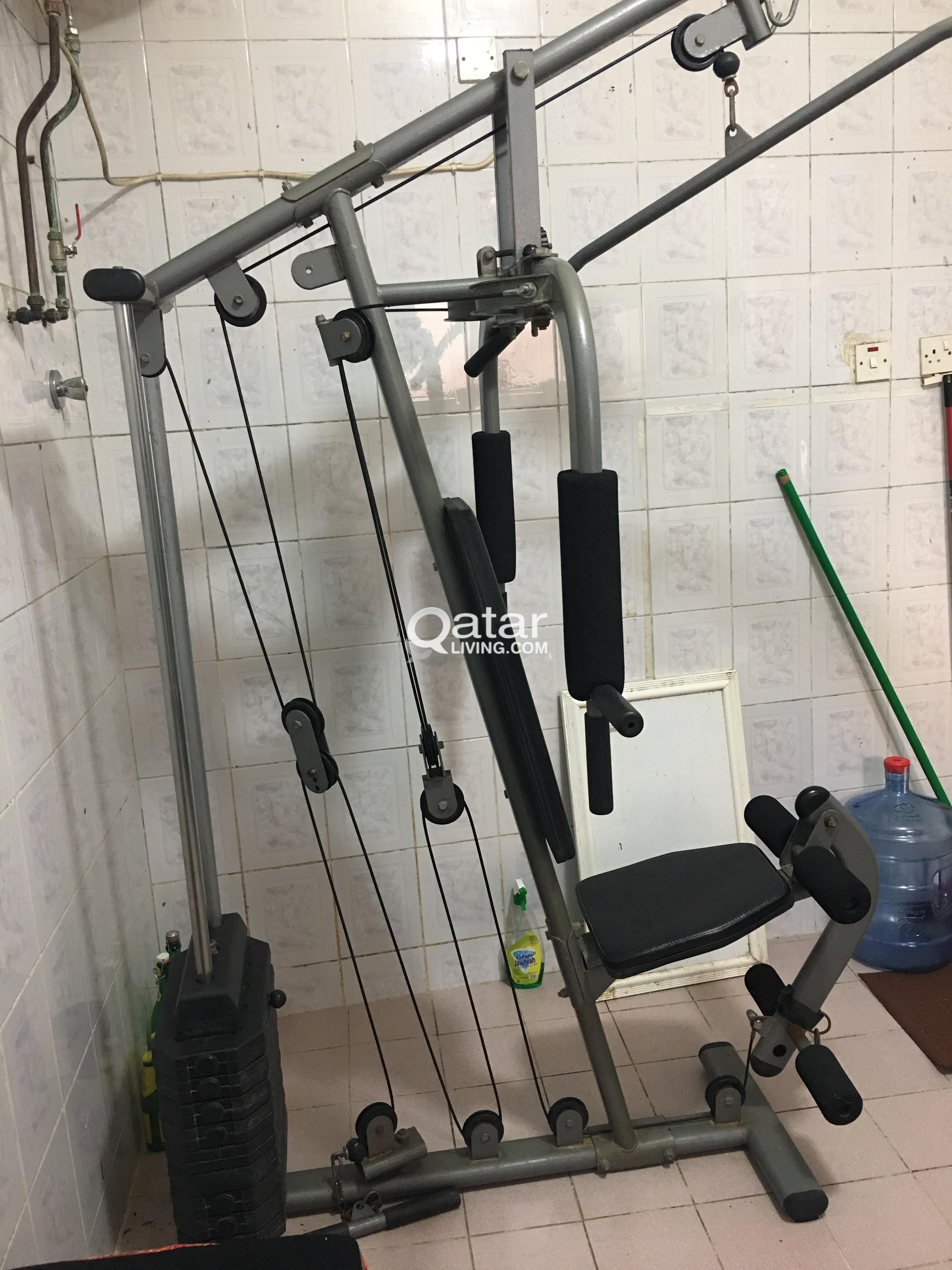 Jk exer home gym qatar living