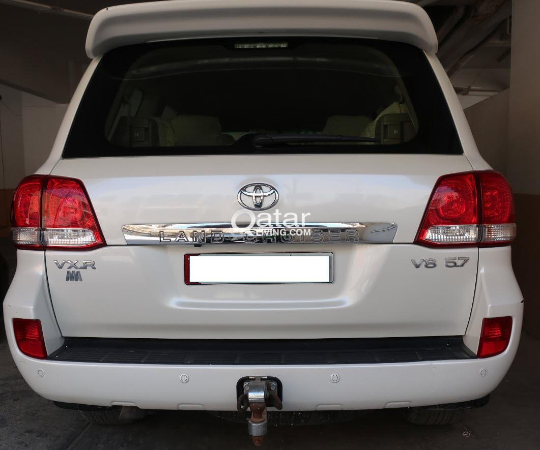 Land Cruiser Vxr 57 V8 Model Qatar Living Toyota Logo Title