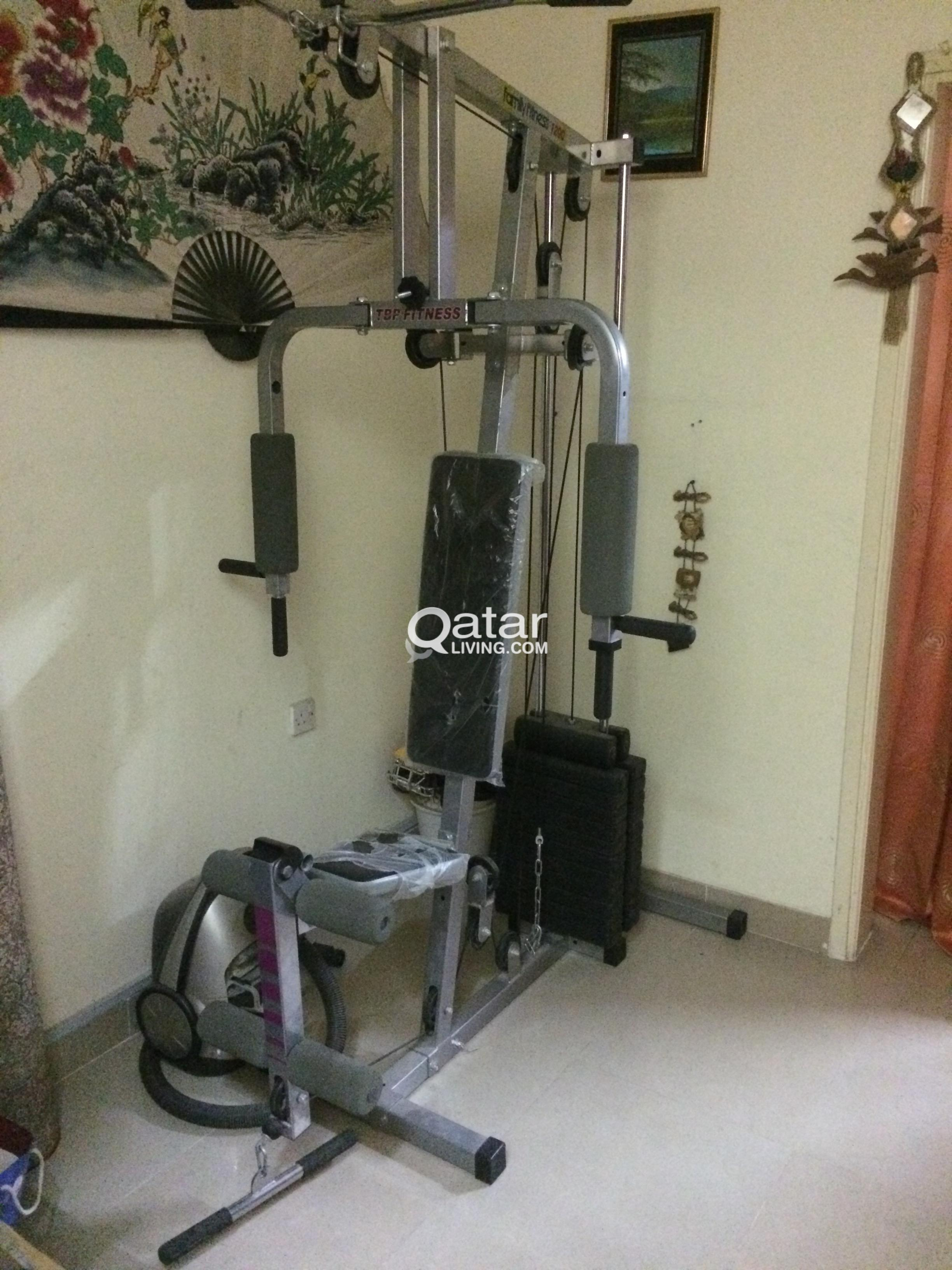 All in one home gym qatar living