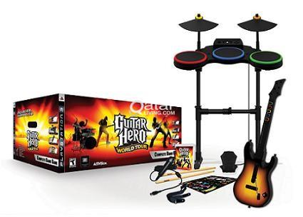 Guitar Hero Or Rock Band For PS4 or PS3 | Qatar Living