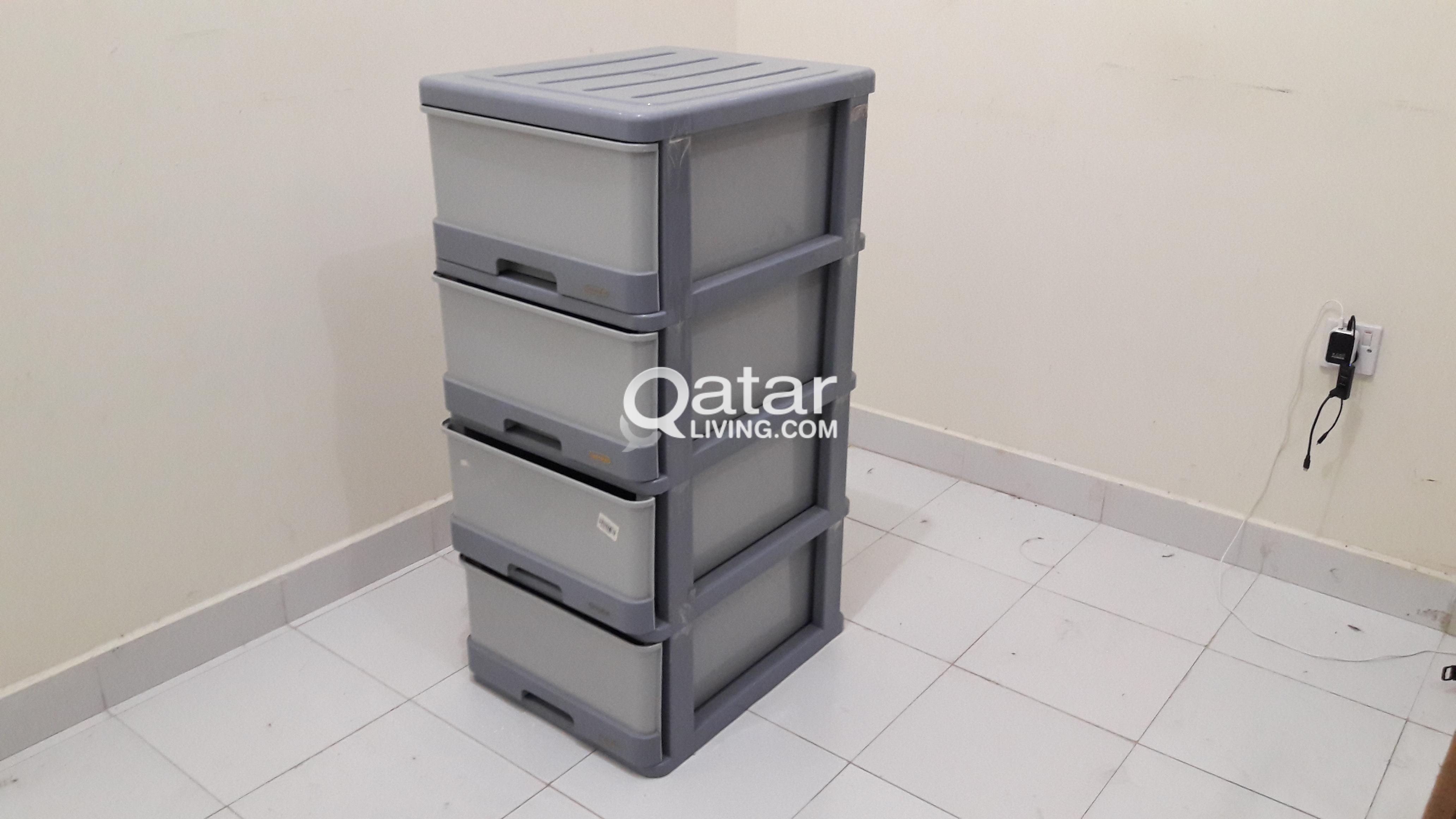 title ... & PLASTIC DRAWER / CABINET | Qatar Living