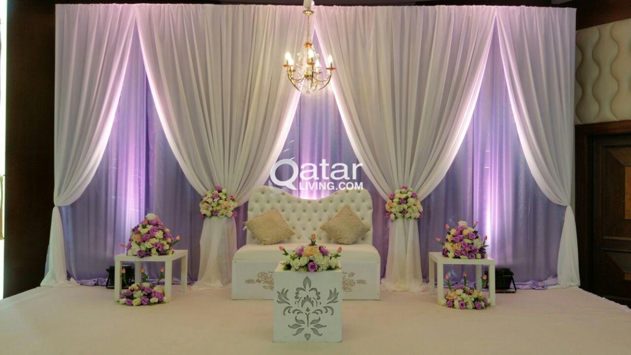 Wedding decoration and planning services qatar living title title title title title title title title title information wedding decorations junglespirit Choice Image