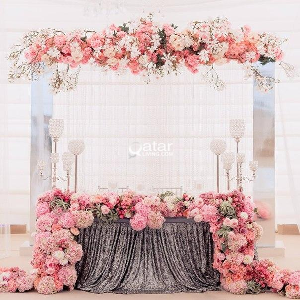Wedding decoration and planning services qatar living title junglespirit Images