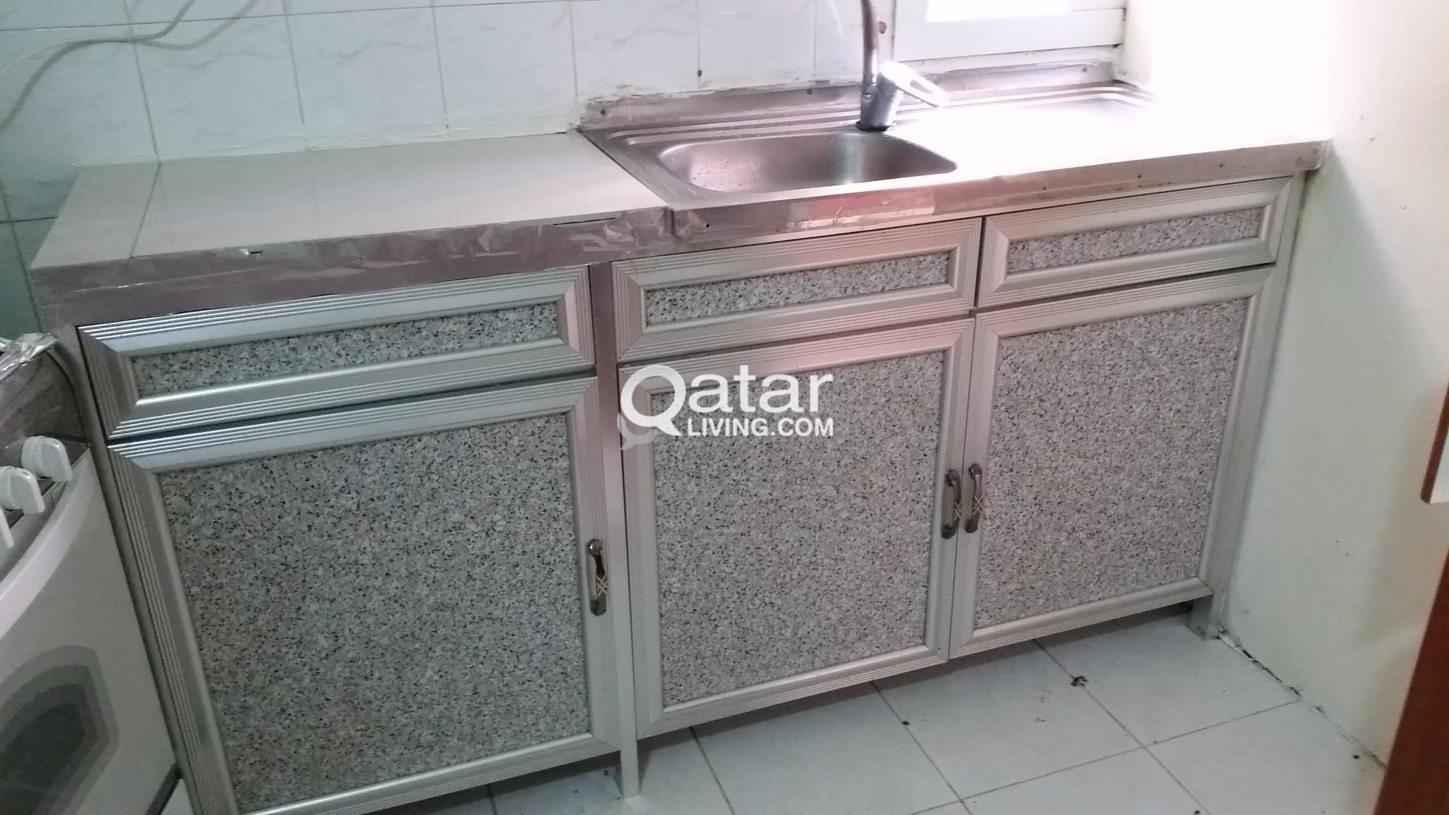 3 Door Kitchen Cabinet Sink Qatar Living