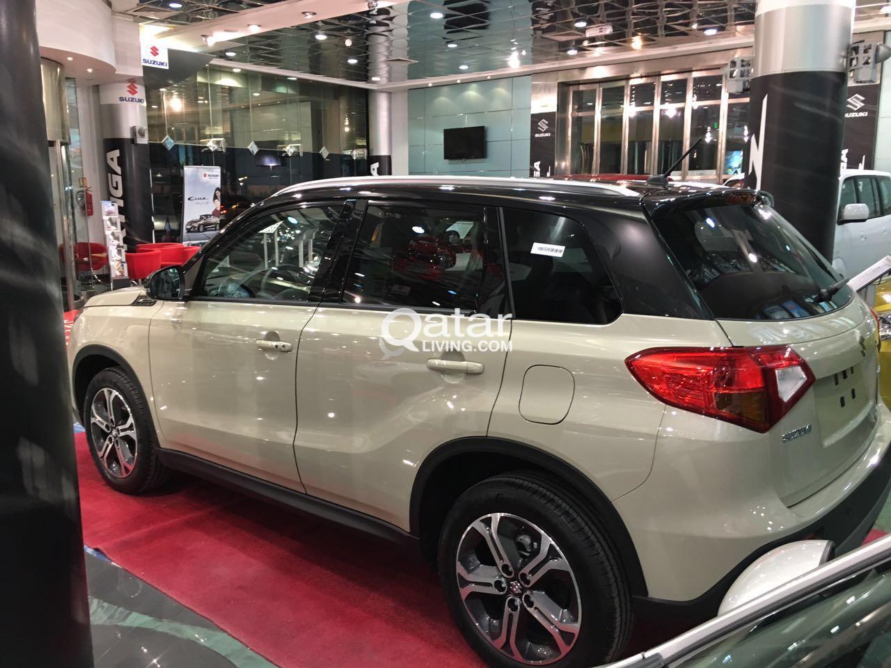 Suzuki vitara monthly rate 2550/Qrs