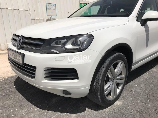Touareg 2014 under warranty-expat car-perfect condition only
