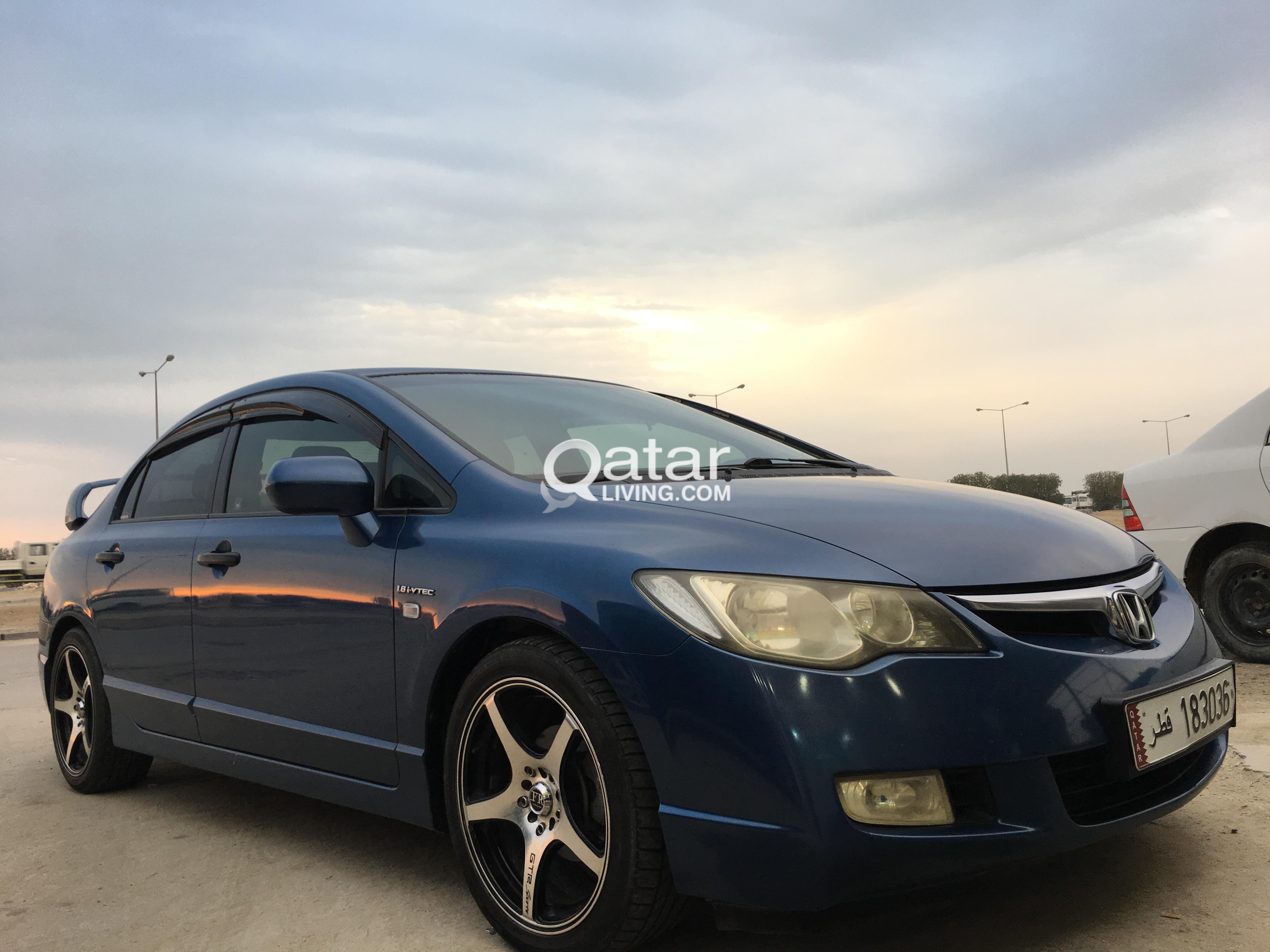 Owners Honda Com >> First Owners Honda Civic Urgent Sale Qatar Living