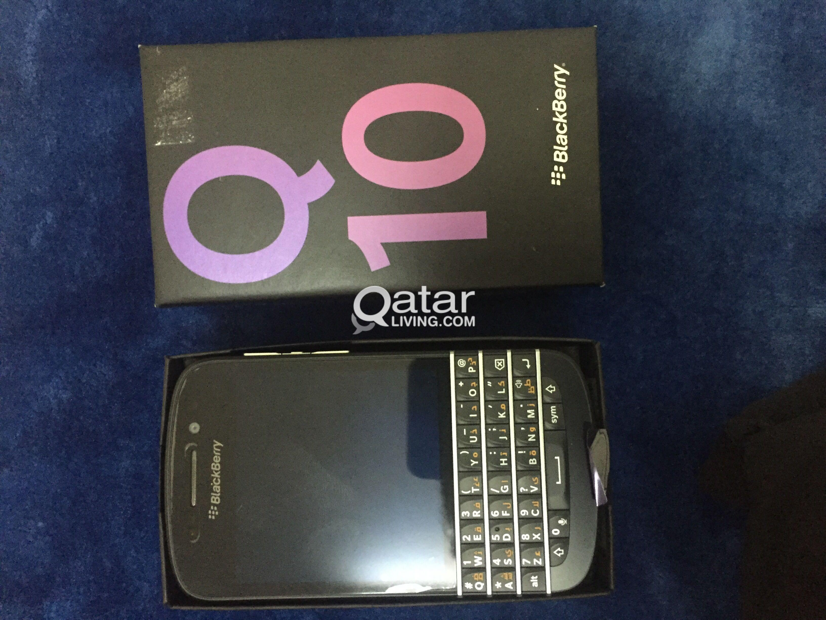 blackberry Q10 For Sale | Qatar Living