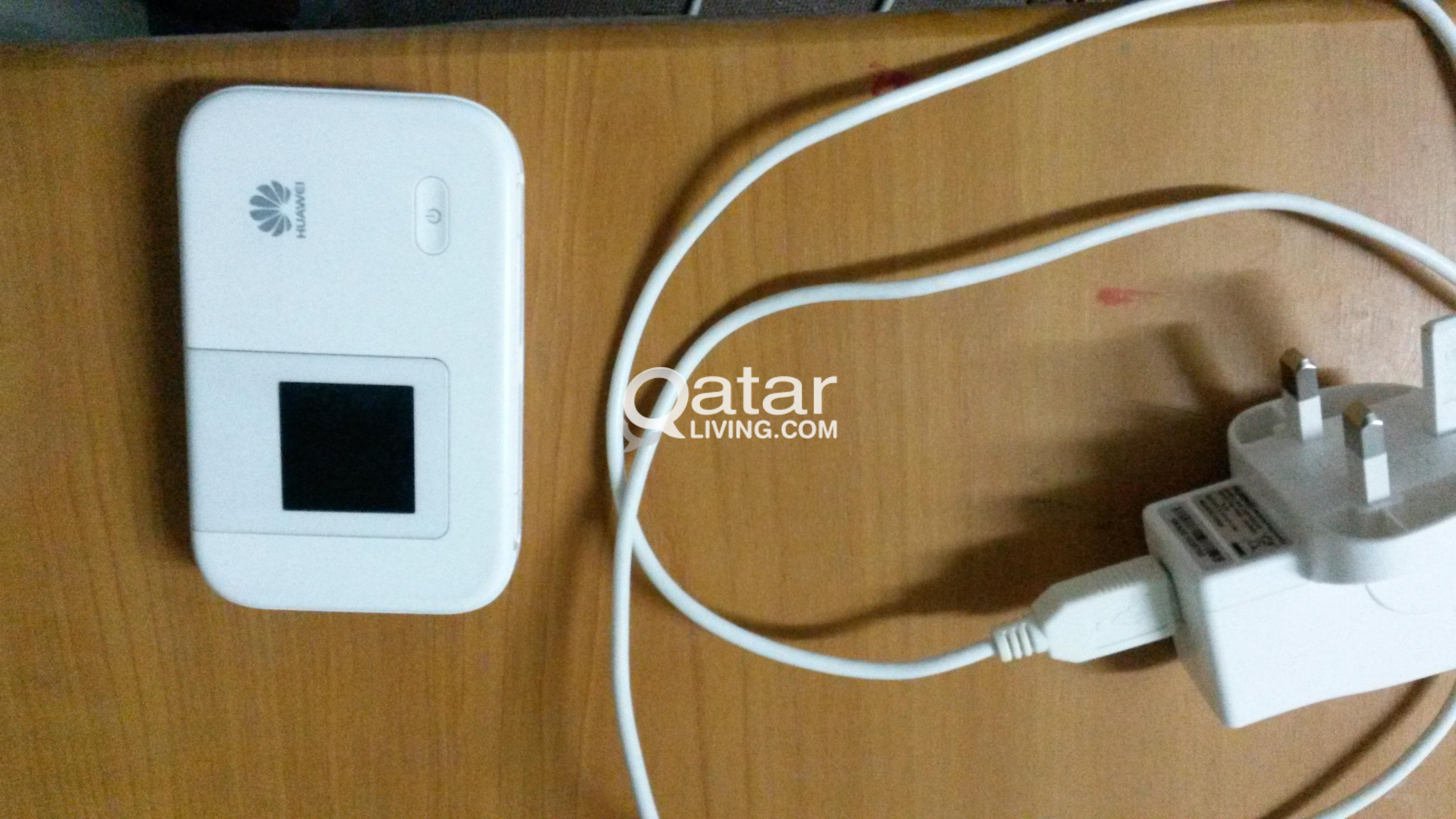 Huawei 4G Mobile WiFi Device Router | Qatar Living