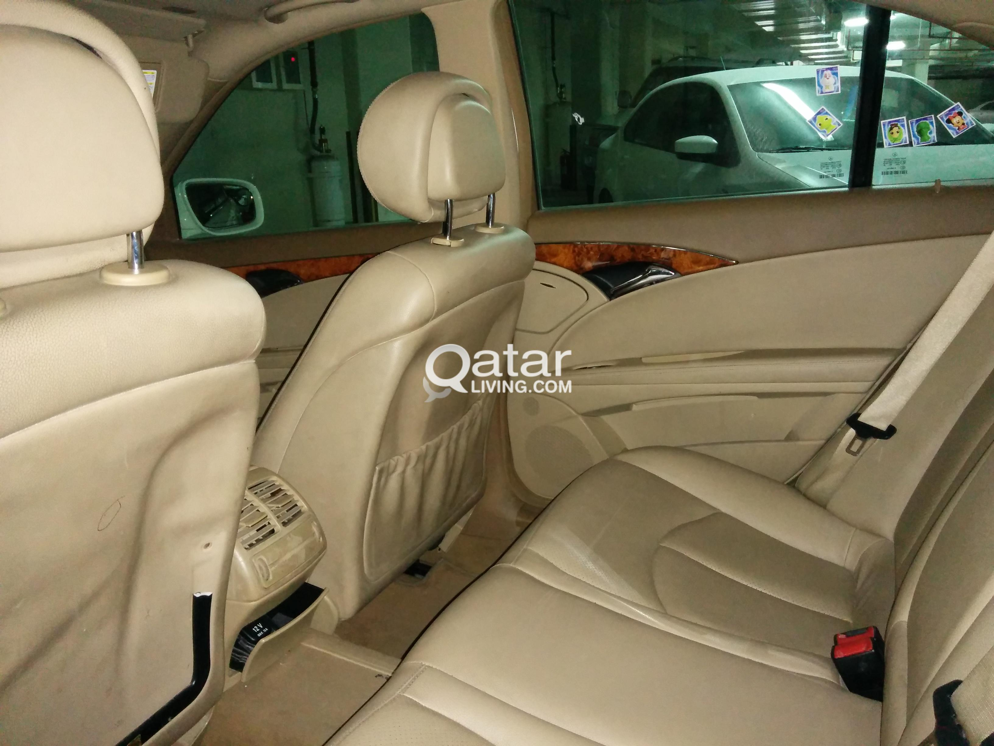 Used 2007 Mercedes Benz E Class 200 Cars For Sale Qatar Living