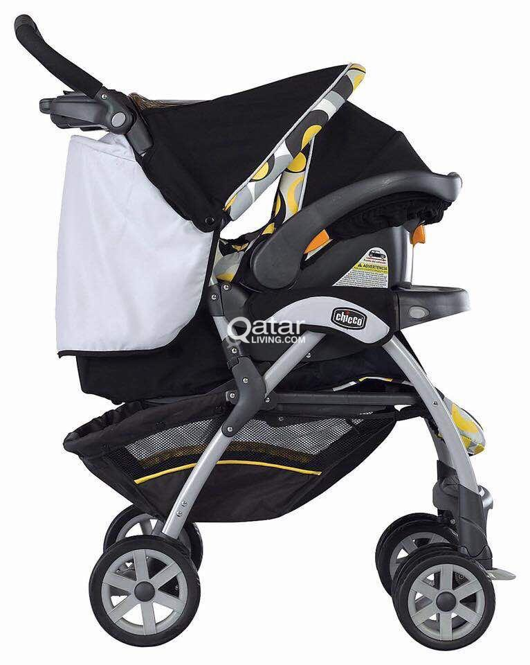 Title Information Chicco Stroller With Car Seat