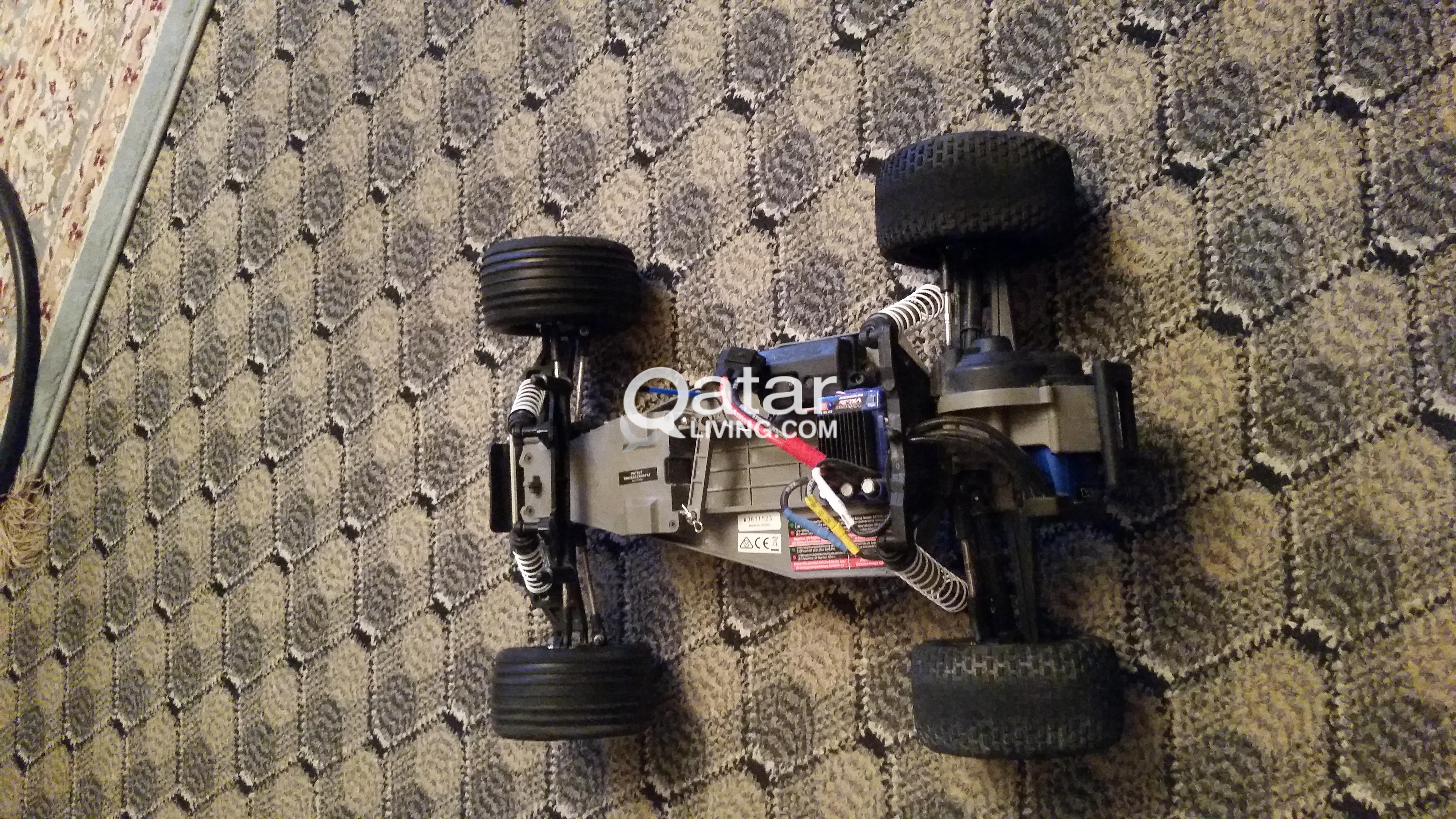 Traxxas Rustler Vxl S Brushless Edition Qatar Living Information