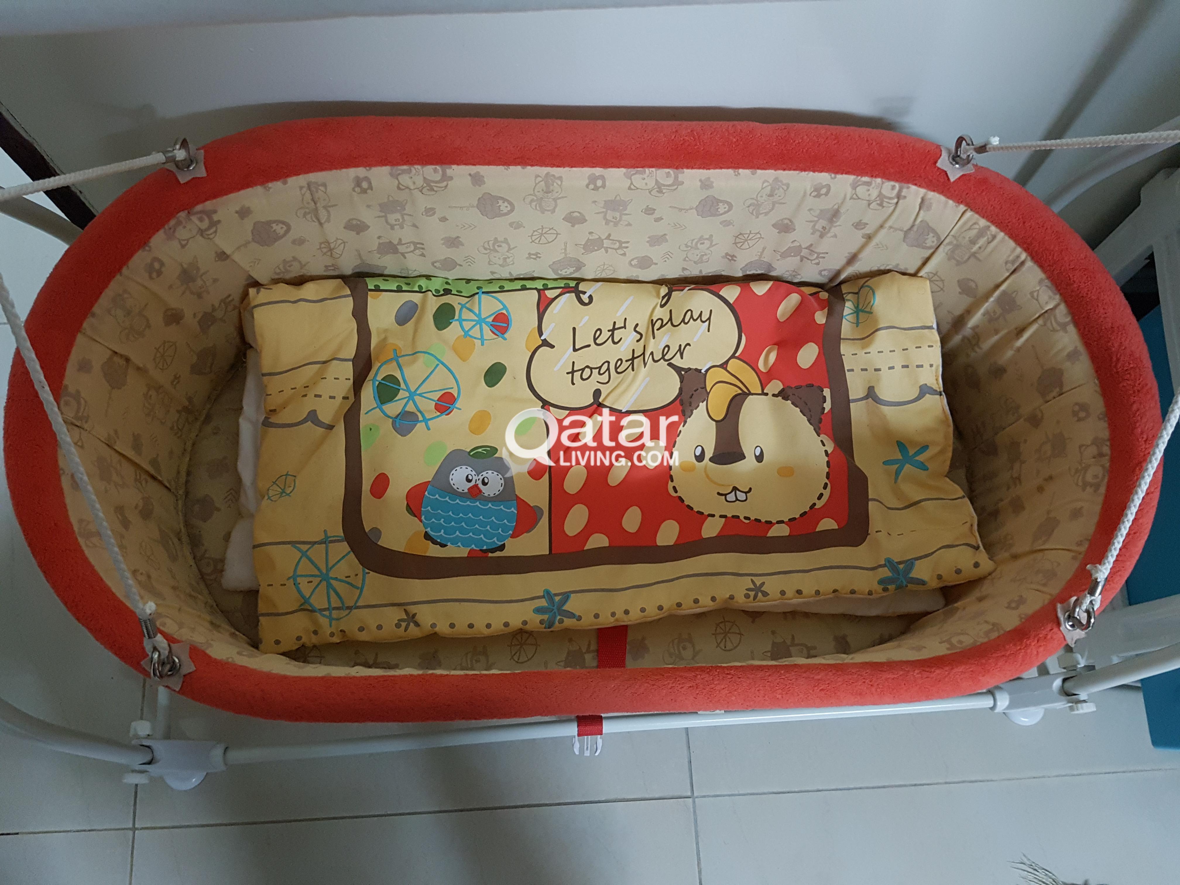 Baby Cradle | Qatar Living