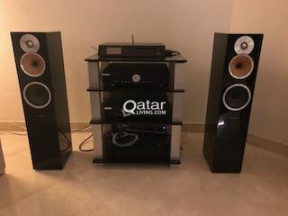 Hi Fi Music System | Qatar Living