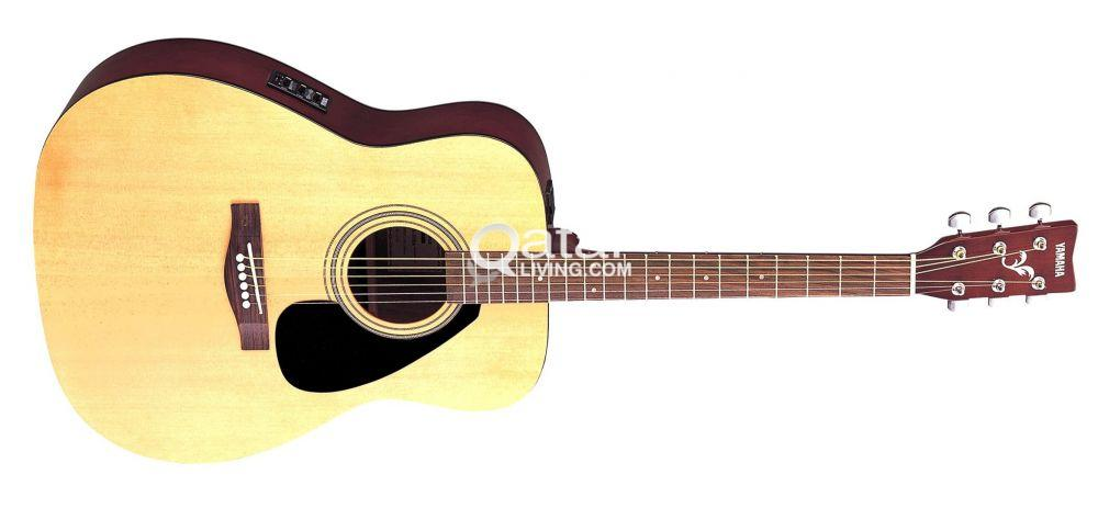 Yamaha Fx 310 A Electric Acoustic Guitar For Sale Qatar Living