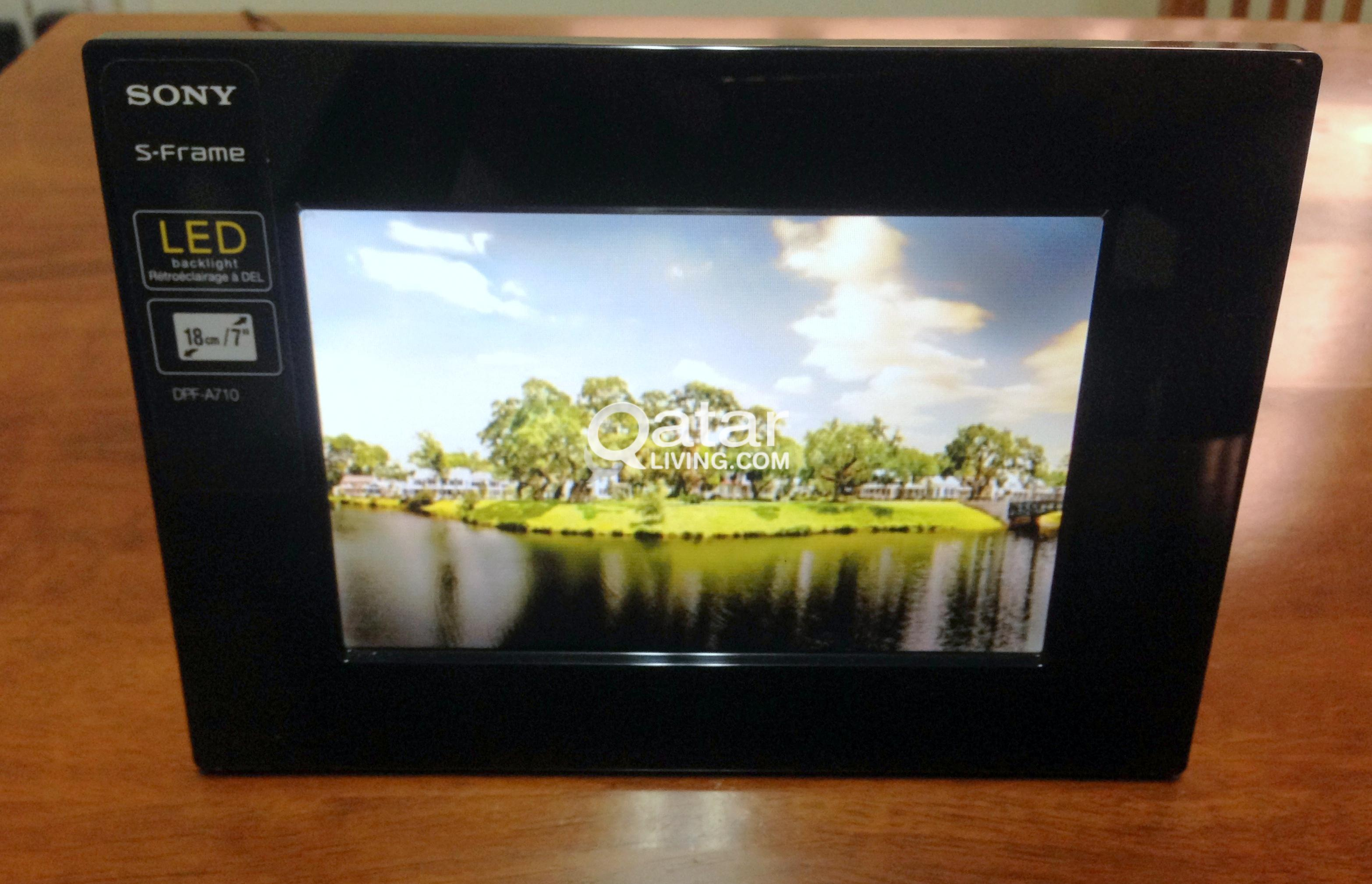 Sony Digital Photo Frame | Qatar Living