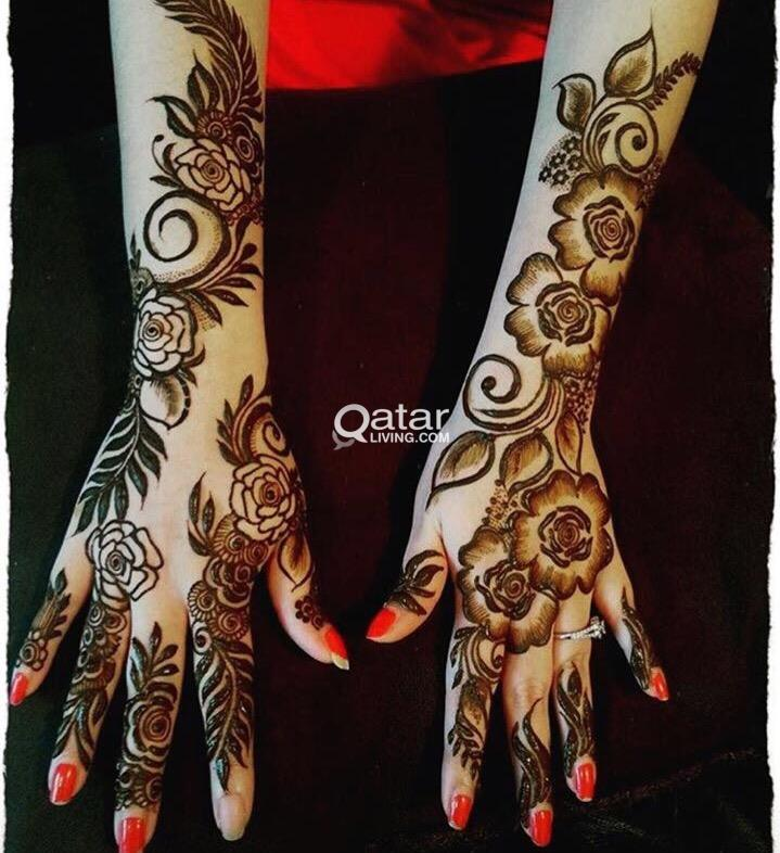 Henna Designing At Good Rates Qatar Living