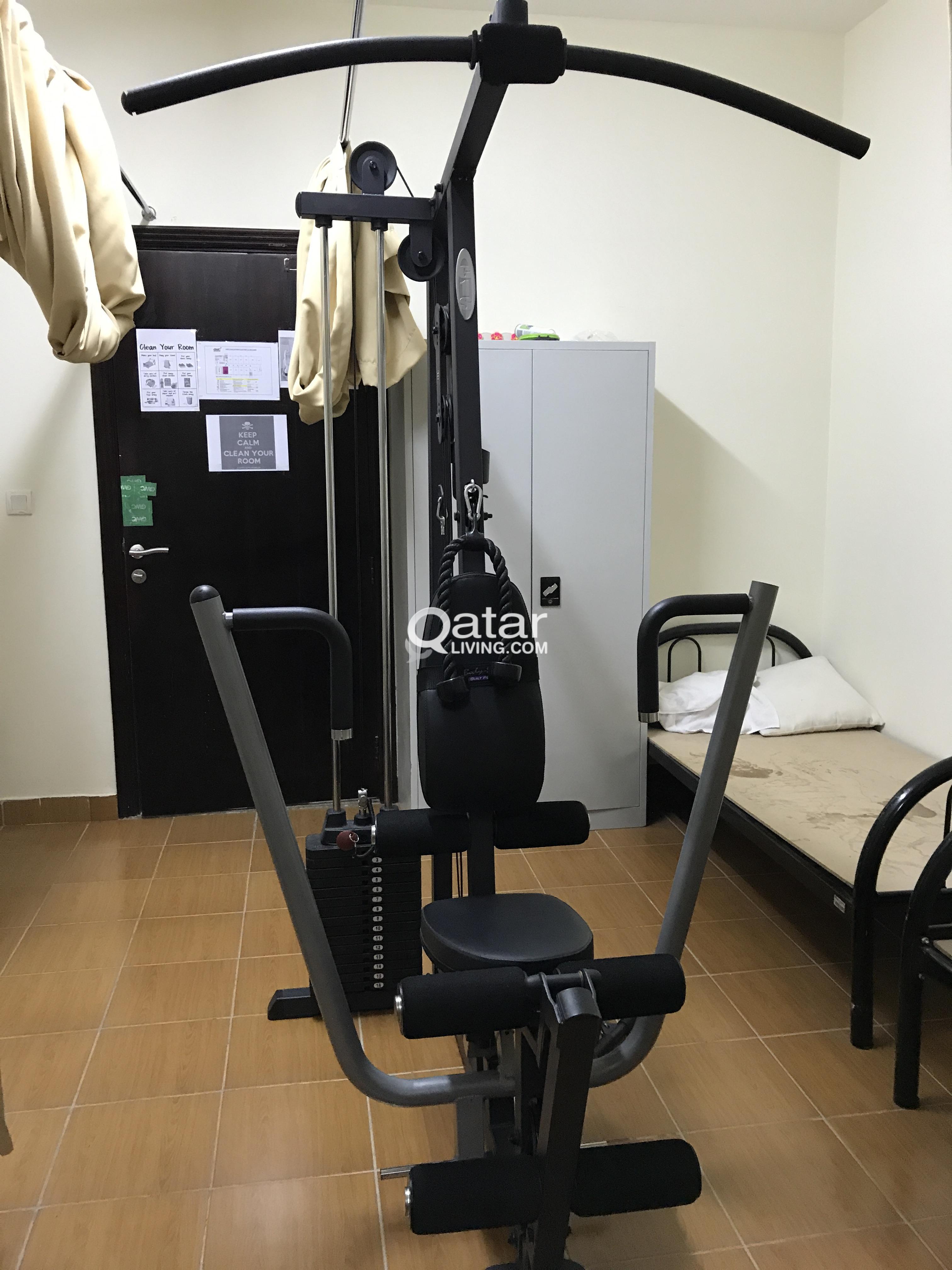 Body solid home gym qatar living