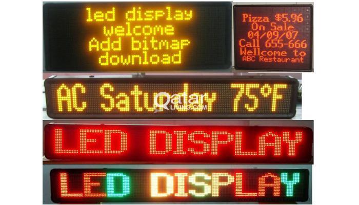 LED video wall, LED sign board, LED neon board, LED glow