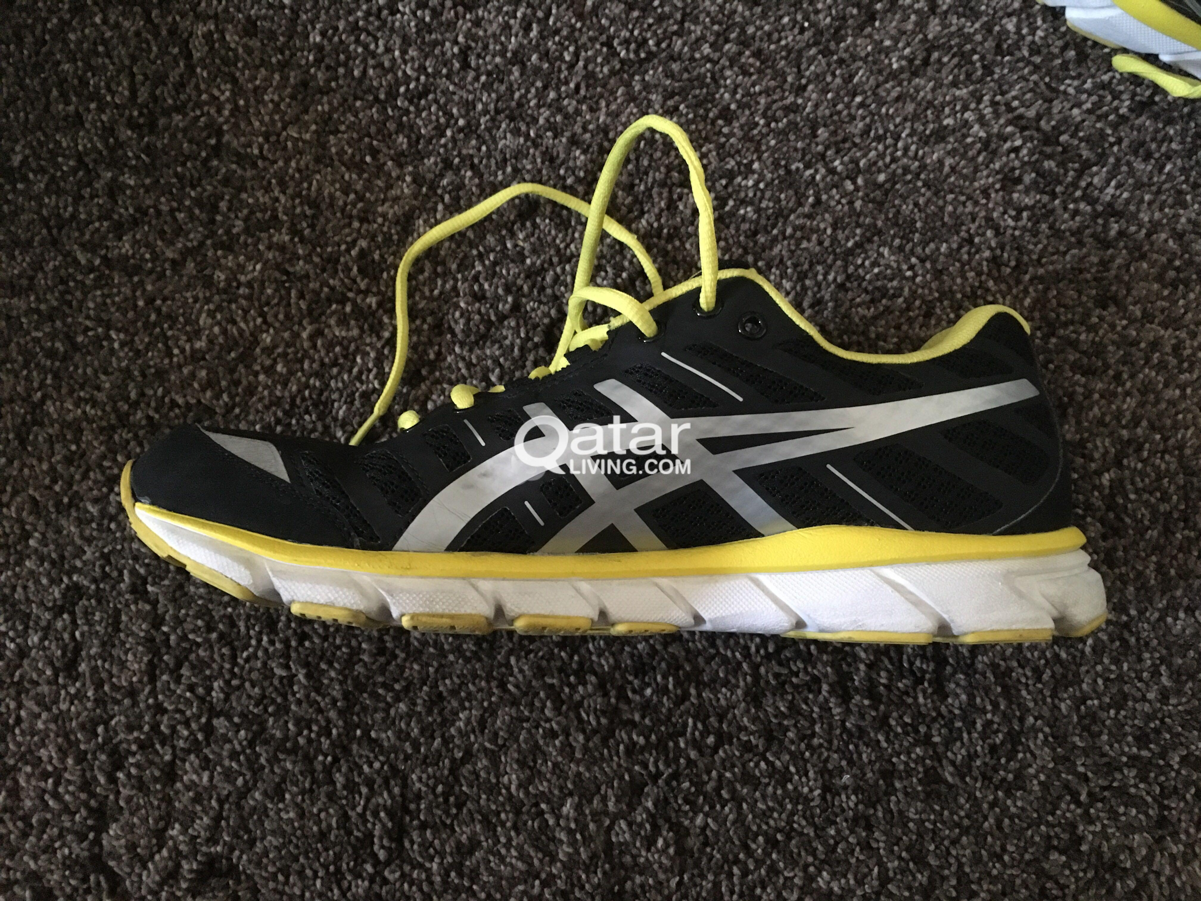 Asics Gel running shoes   Qatar Living