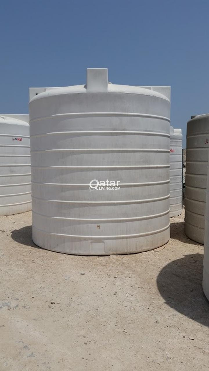 Used Water Tanks For Sale >> Used Water Tank Urgent Sale 5k Gallon Qatar Living