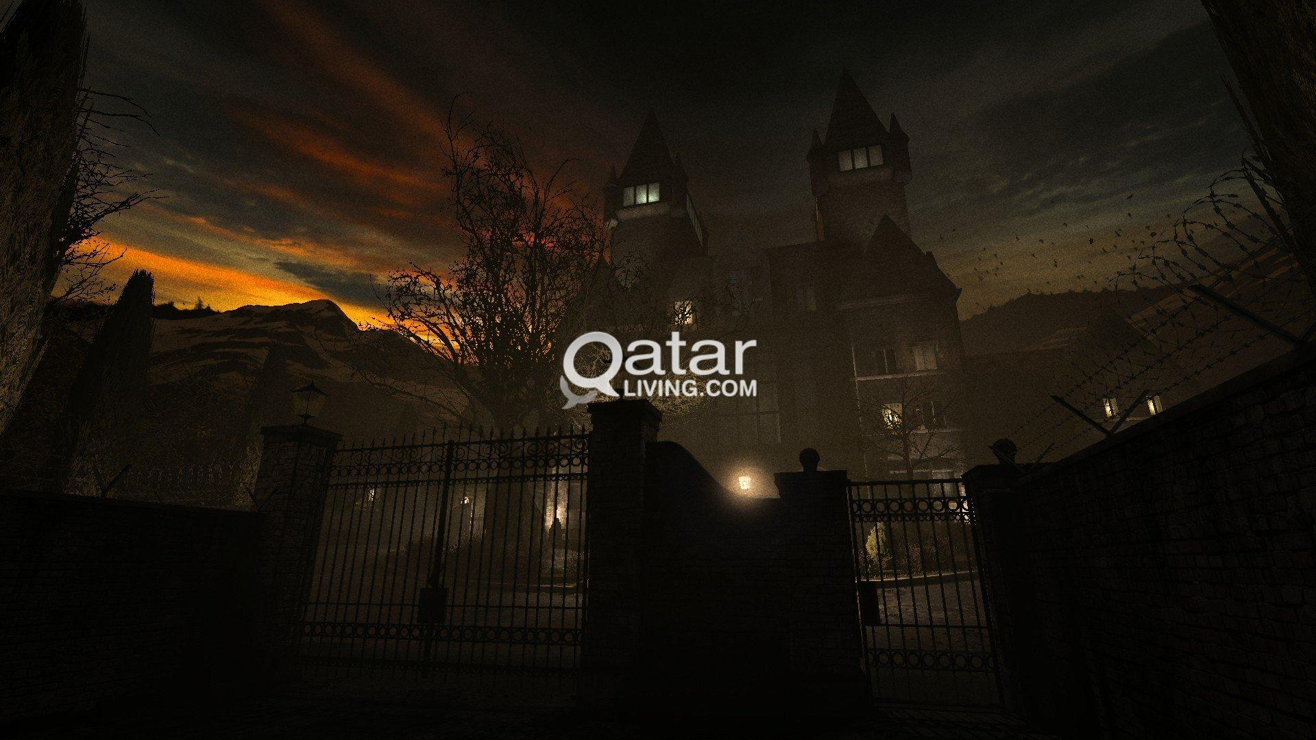 Outlast Trinity Brand New 2017 Game Ps4 Qatar Living