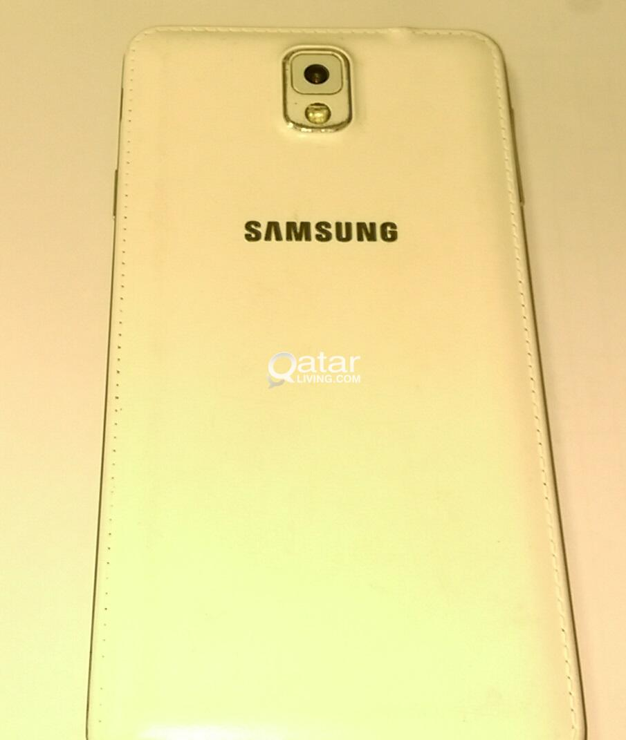Samsung Note 3 32 Gb White Qatar Living Galaxy Gold Title