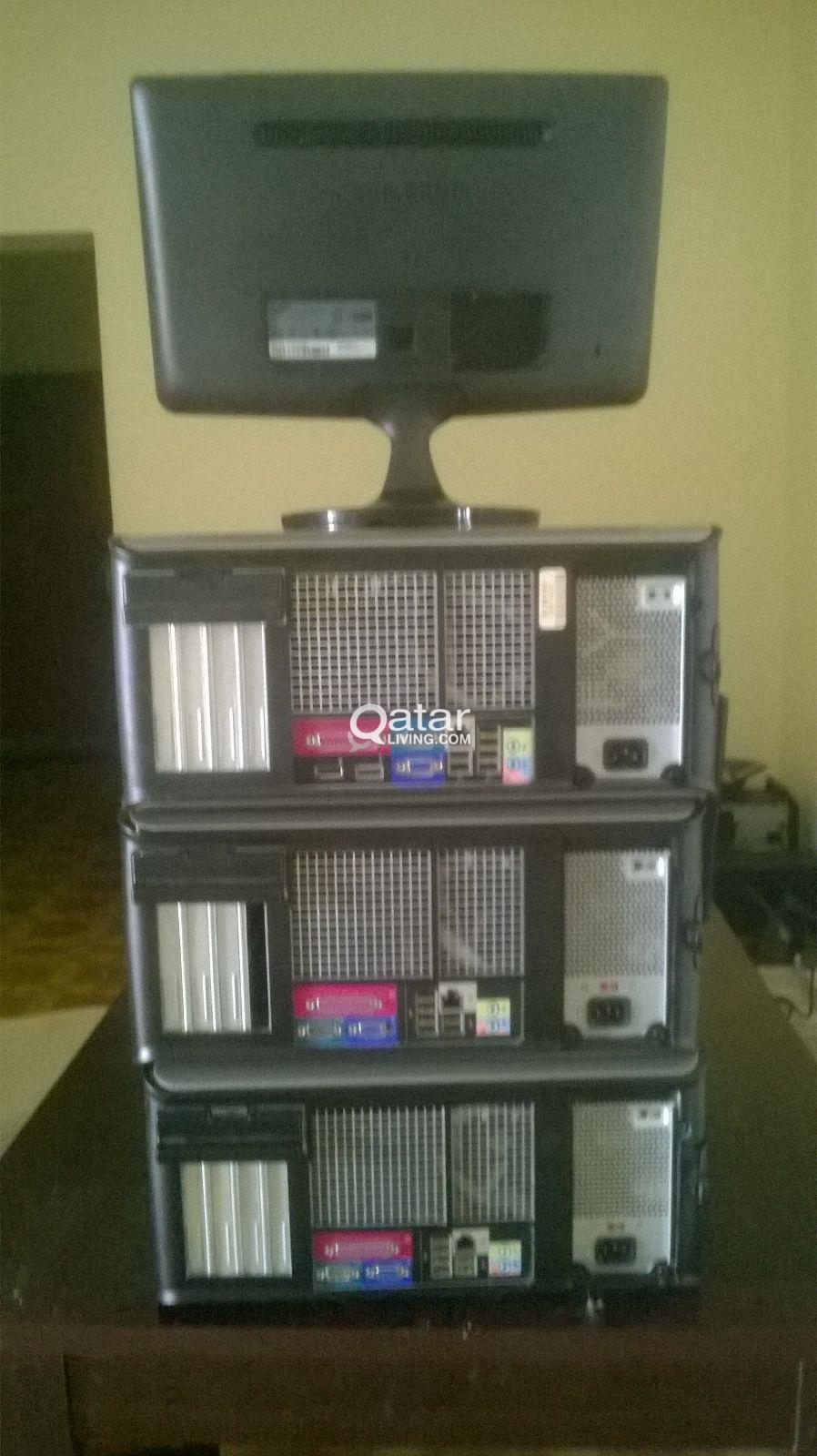 DELL OPTIPLEX 380 I 19 INCH LCD | Qatar Living
