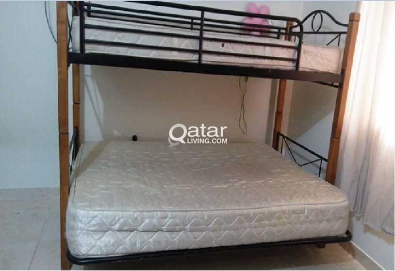 Used Bunk Bed Available For Sale Qatar Living