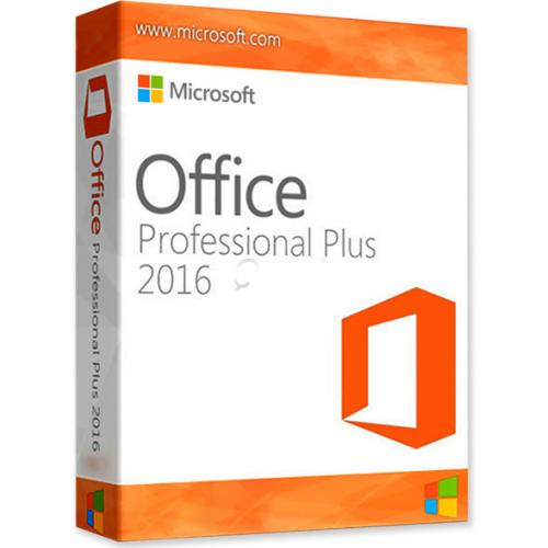 ORIGINAL MICROSOFT OFFICE PROFESSIONAL PLUS 2016 32 /64BIT
