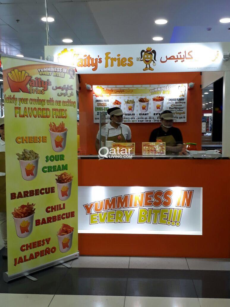 Kiosks / Counters for sales outlets | Qatar Living