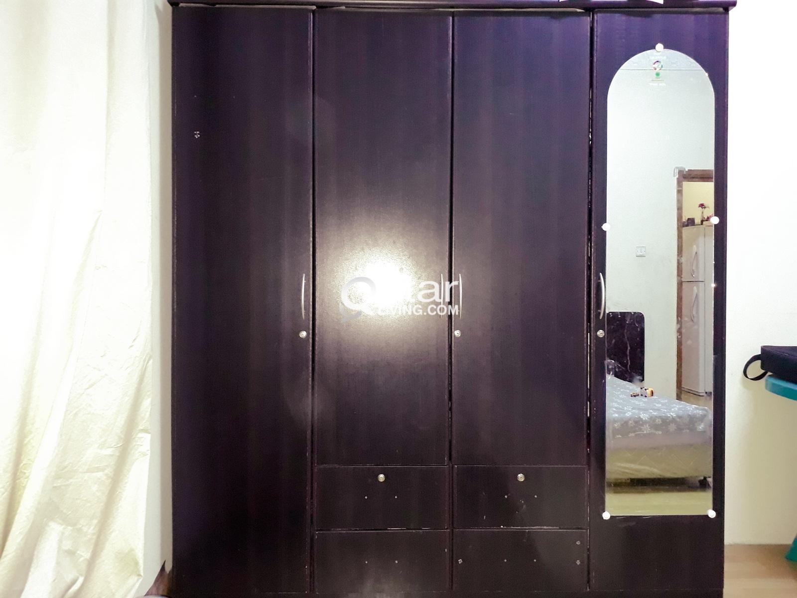 Wadrobe 4 Door Best Buy Qatar Living