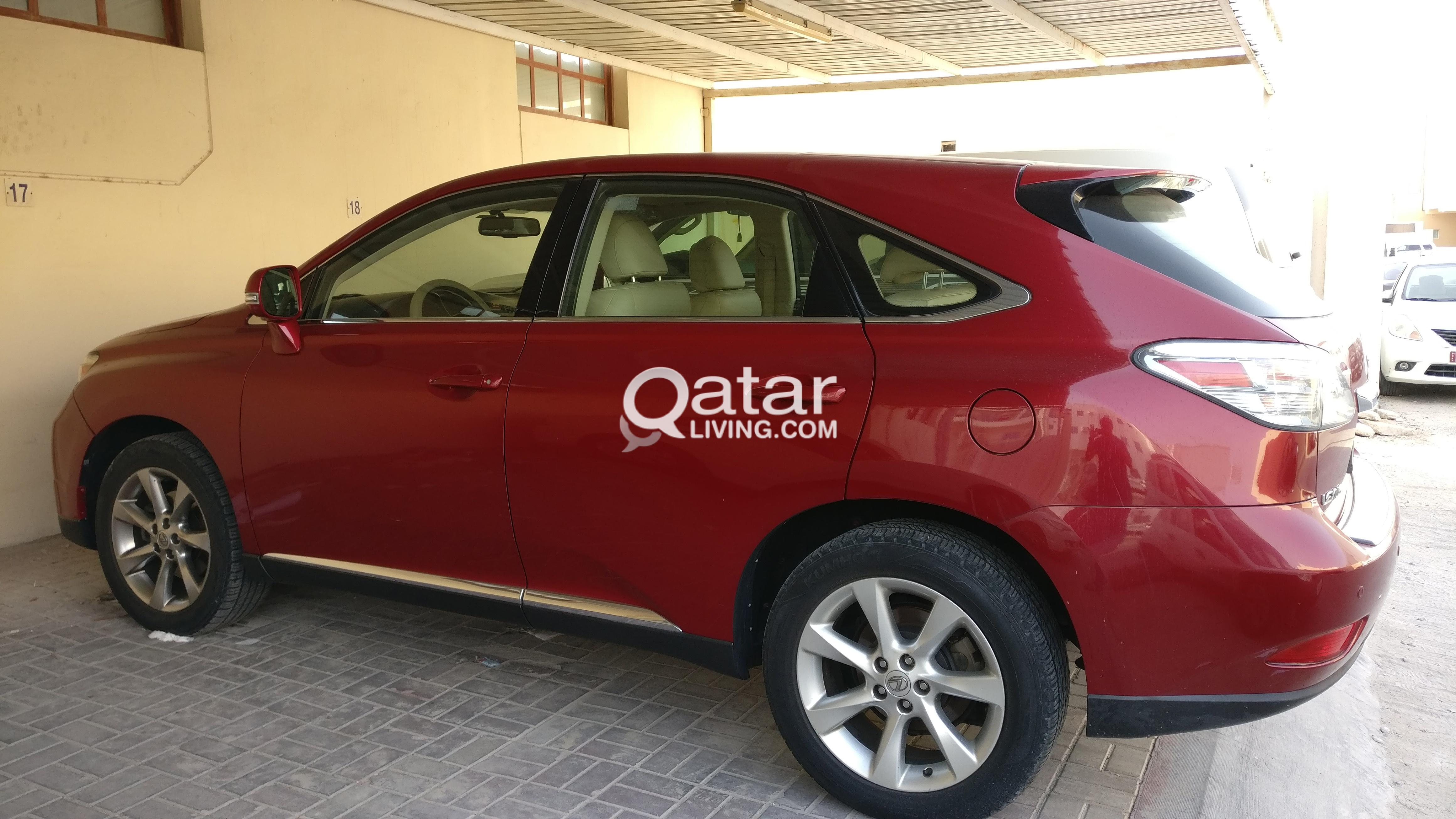 sale photo lexus vehicles for suv advert rx living qatar title