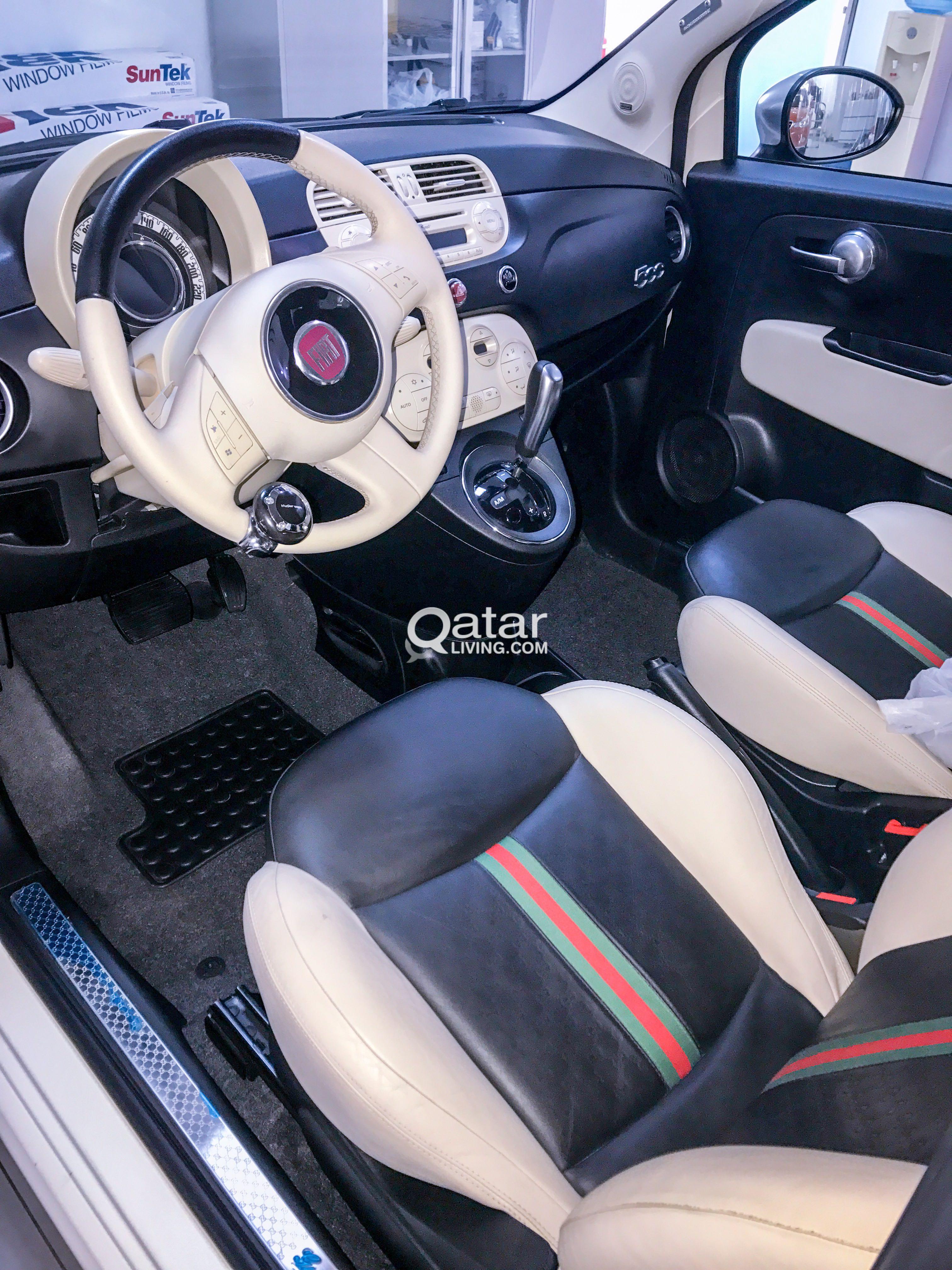 Gucci Fiat 500 Top New Car Release 2020