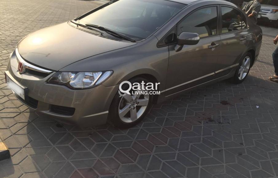 Honda Civic 2008 Exi 1 8 | Qatar Living