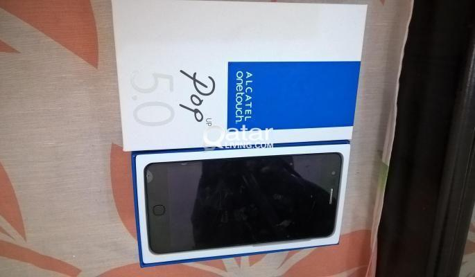ALCATEL one touch POP 5.0